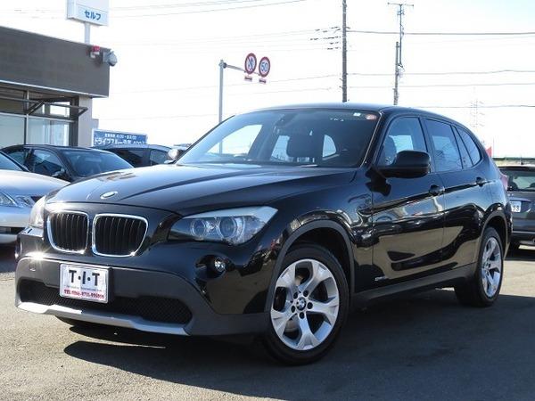 BMW X1 sドライブ18i 黒皮シート パワーシート ETC