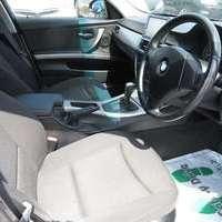 BMW 320i パワーシート 純正アルミ ETC 社外ナビのサムネイル