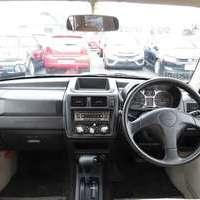 パジェロミニ 660VR 4WD 1年保証付 ターボ 背面タイヤのサムネイル