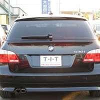 BMW 530iツーリング ハイラインパッケージ 純正ナビ ETCのサムネイル