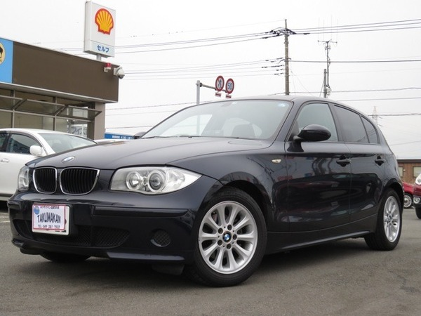 BMW 116i タイヤ新品 ETC ナビ 純正AW