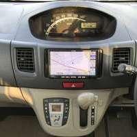 ムーヴ 660L 1年保証付 社外ナビ フルセグ キーレスのサムネイル
