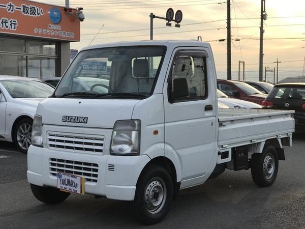 キャリイ トラック660KCエアコン・パワステ3方開 1年保証…