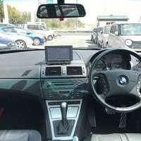 BMW X3 2.5i 4WD 本革シート サンルーフ ETC 18インチAWのサムネイル