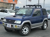 パジェロミニ 660V 4WD ターボ ETC 背面タイヤ キーレス