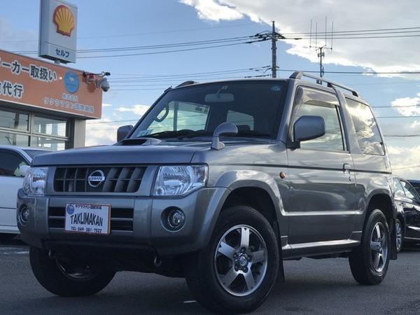 キックス 660RX 4WD 1年保証付 シートヒーター 純正ナ…