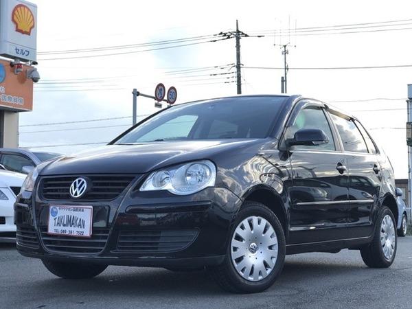 VWポロ 5ドア1.4コンフォートライン 新品タイヤ 障害物…