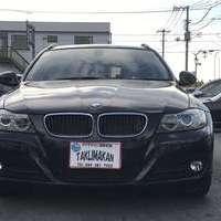 BMW 320iツーリング 純正HDDナビ Bカメラ ETC パワー…のサムネイル