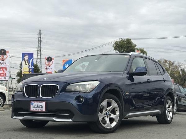 BMW X1 sドライブ18i 本革パワーシート シートヒーター …BMW X1 sドライブ18i 本革パワーシート シートヒーター  ナビ  TV
