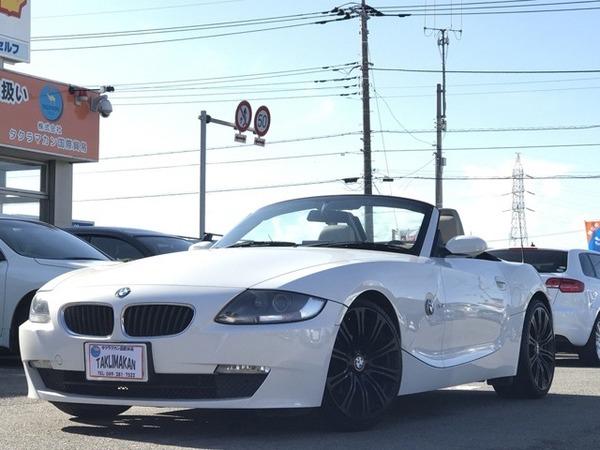 BMW Z4 ロードスター2.5i 19インチAW 皮シート シートヒーター ETC
