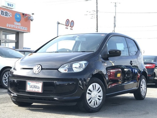 VW up! 3ドアmove up! 衝突軽減装置のサムネイル