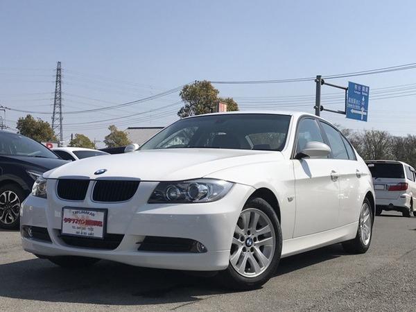 BMW 320iスペシャルエディション 1オーナー 社外ナビ 地デジTV ETC 純正AW