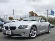 BMW Z4 ロードスター2.2i 電動オープン 皮シート ヒーター ETC