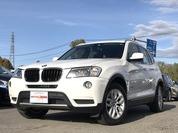 BMW X3 xドライブ20dブルーパフォーマンス 4WD 1オーナ 純正ナビ 地TV 全方位カメラ