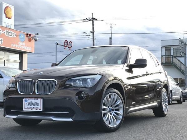 BMW X1 sドライブ18i ワンオーナー 障害物センサー  プッシュST