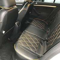 VWゴルフ ヴァリアントTSIトレンドライン プレミアム ナビ 地デジTV ETC シートカバー 外AWのサムネイル