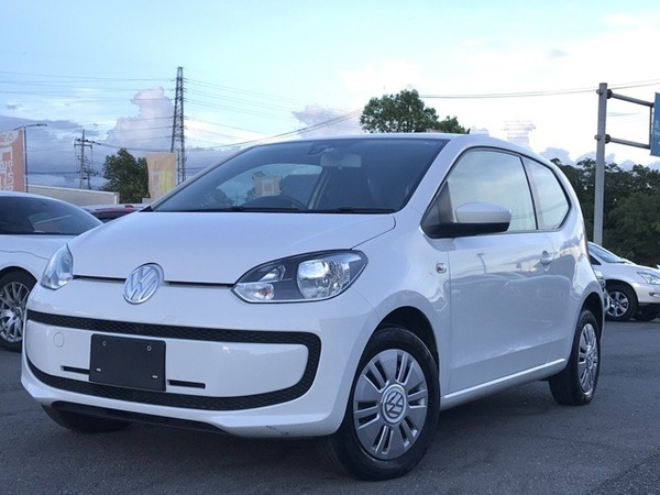 VW up! 3ドアmove up! 6ヶ月保証付 ETC