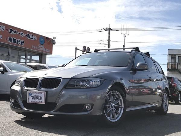 BMW 320iツーリング 6ヶ月保証付 純正ナビ Mパワーシート ETC