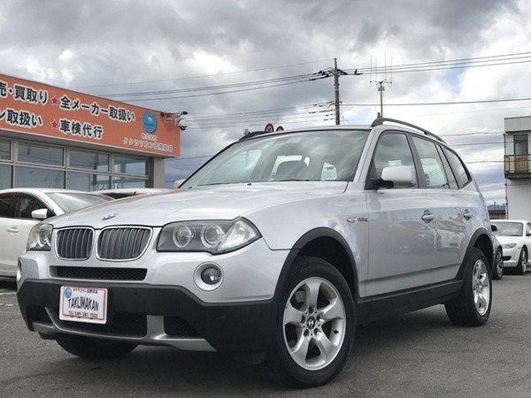 BMW X3 2.5si 4WD パワーシート クルーズコントロール ETC