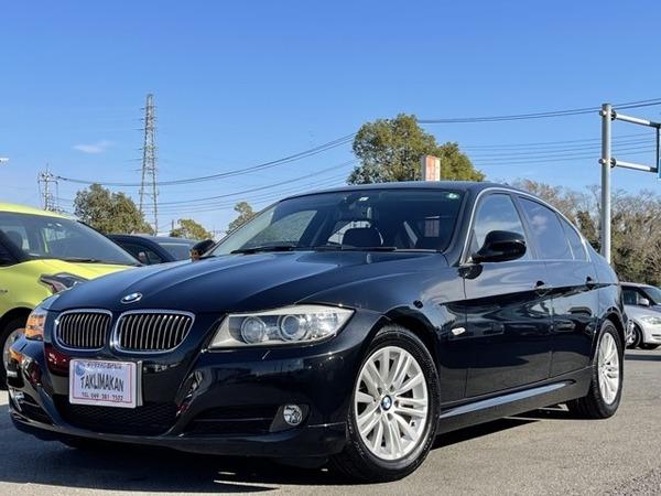 BMW 325iハイラインパッケージ 革パワーシート ヒーター ナビ Bカメラ