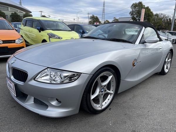 BMW Z4 ロードスター2.5i 革シート メモリパワーシート ETC