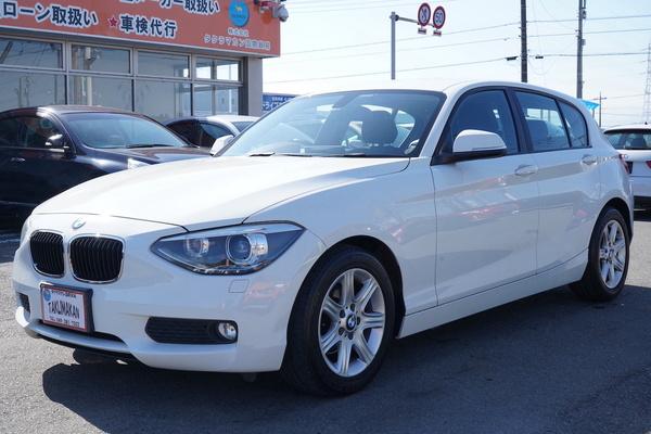 BMW 116i BMW 116i ETC 純正アルミ 純正ナビ