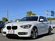 BMW 116iスポーツ メモリパワーシート 純正ナビ  Bカメラ ETC